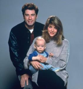 Kirstie Alley a John Travolta ve filmu Kdopak to mluví